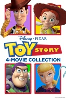 Toy Story 1-4 Collection Bundle (iTunes)