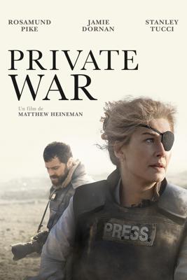 Matthew Heineman - Private War illustration