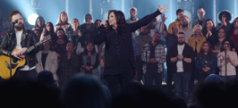 The Blessing - Kari Jobe, Cody Carnes & Elevation Worship Cover Art