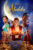 Aladdin - Guy Ritchie Cover Art