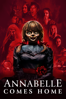 Gary Dauberman - Annabelle Comes Home  artwork