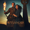 Between Two Fires - Outlander Cover Art