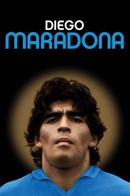 Asif Kapadia - Diego Maradona illustration