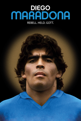 Asif Kapadia - Diego Maradona Grafik