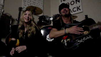 Bret Michaels Unbroken Video (feat. Bret Michaels & Jorja Michaels) music review