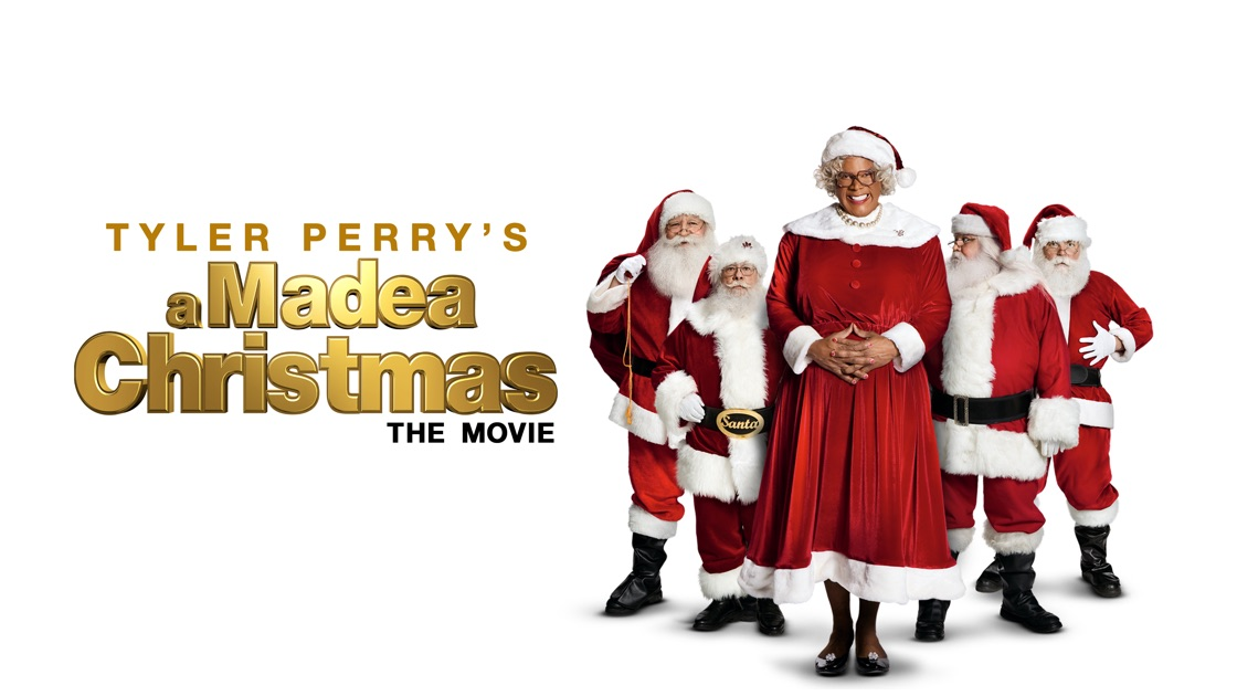 Tyler Perry's A Madea Christmas on Apple TV