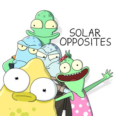 Solar Opposites, Season 1 - Solar Opposites
