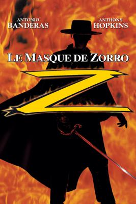 Martin Campbell - Le Masque De Zorro illustration