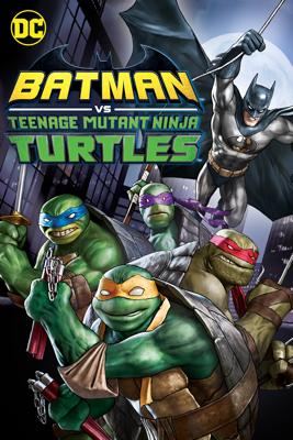 Batman vs. Teenage Mutant Ninja Turtles - Jake Castorena