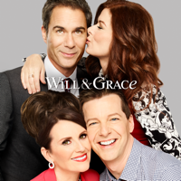 Will & Grace ('17) - With Enemies Like These artwork