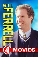 Will Ferrell 4-Movie Collection (iTunes)