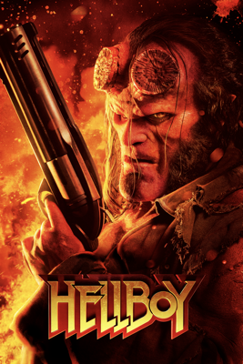 Neil Marshall - Hellboy illustration