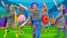 Halloween Baby Shark - Bounce Patrol