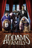 Conrad Vernon & Greg Tiernan - The Addams Family (2019) artwork