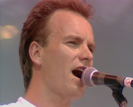 Every Breath You Take (Live at Live Aid, Wembley Stadium, 13th July 1985) Sting & Phil Collins Rock Music Video 1985 New Songs Albums Artists Singles Videos Musicians Remixes Image