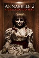 Capa do filme Annabelle 2: A Criação do Mal