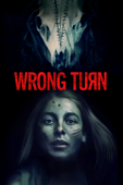 Wrong Turn (2021) cover