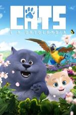 Capa do filme Cats e a Gatolândia