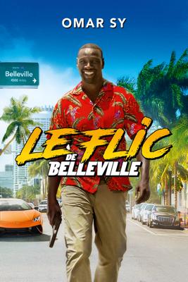 Rachid Bouchareb - Le flic de Belleville illustration