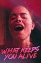 Affiche du film What keeps you alive