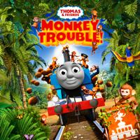 Thomas & Friends - Thomas & the Monkey Palace artwork
