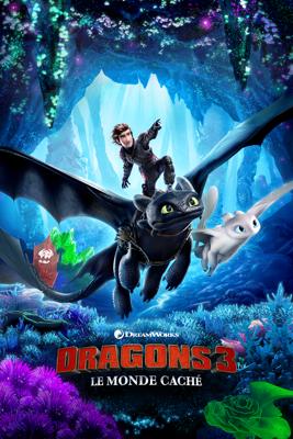 Dean Deblois - Dragons 3 : Le monde caché illustration