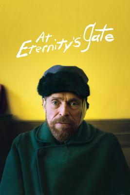 Julian Schnabel - At Eternity's Gate  artwork