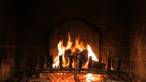 2 Hour Fireplace: Relaxing Ambient Video for Sleep and Meditation on iTunes