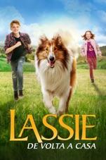 Capa do filme Lassie De Volta a Casa