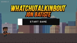 WHATCHUTALKINBOUT Jon Batiste R&B/Soul Music Video 2021 New Songs Albums Artists Singles Videos Musicians Remixes Image