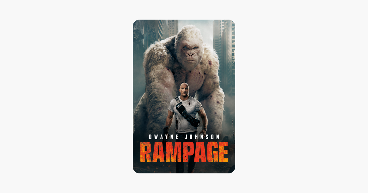 rampage free full movie english 2018