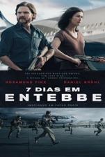 Capa do filme 7 dias em Entebbe