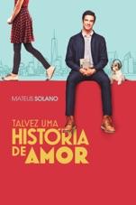 Capa do filme Talvez uma História de Amor