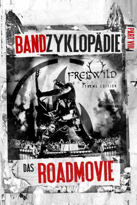 Thorsten Scharf - Frei.Wild: Bandzyklopädie Part VIII, Opposition Xtreme Edition - Das Roadmovie Grafik