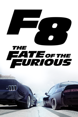 F. Gary Gray - The Fate of the Furious  artwork
