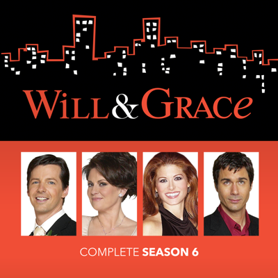 Will & Grace, Season 6 HD Download