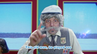 In English! This Old Man (Sing-Along Version)