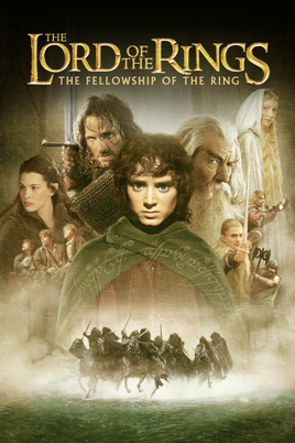 the lord of the rings the fellowship of the ring on itunes