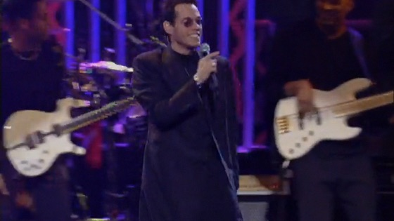 Marc anthony the concert from madison square garden on - Marc anthony madison square garden ...