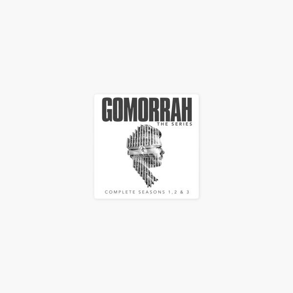 Gomorrah, Complete Seasons 1, 2 & 3