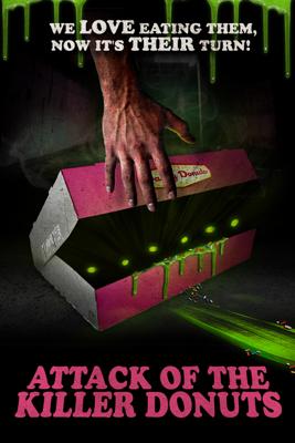 Attack of the Killer Donuts - Scott Wheeler