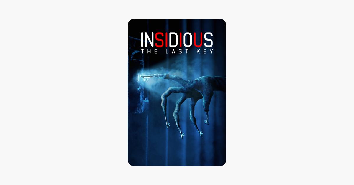 insidious the last key subtitle