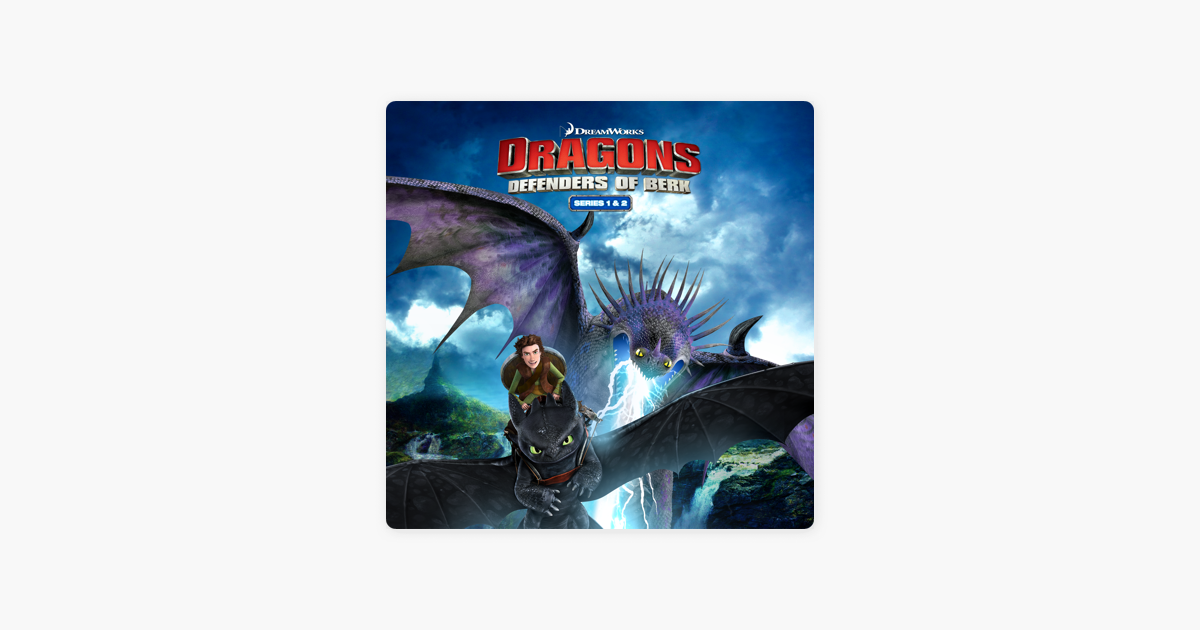 dragons riders of berk season 1 episode 10 part 2