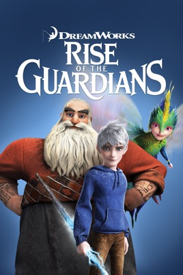 rise of the guardians on itunes