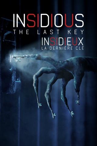 Poster of Insidious: The Last Key 2018 Full Hindi Dual Audio Movie Download BluRay 720p