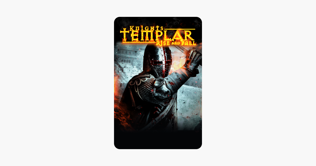 """Knights Templar Rise and Fall"""" in iTunes"""