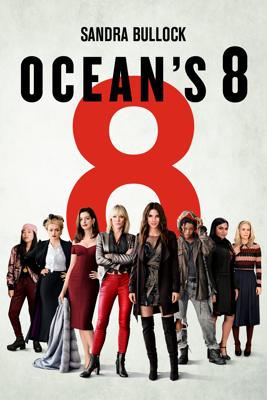 Gary Ross - Ocean's 8  artwork