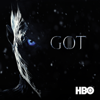 Game of Thrones - The Dragon and the Wolf artwork