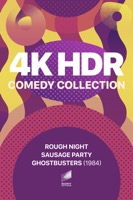 Sony Pictures 4K HDR Comedy Collection (iTunes)