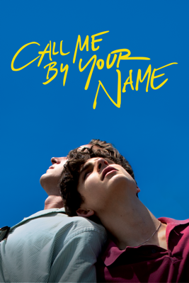 Luca Guadagnino - Call Me By Your Name illustration